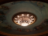 Teatro Colon - Lampara central - Pinturas de Soldi